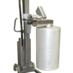 The Fully Motorised Attachment For Handling Rolls Of Film