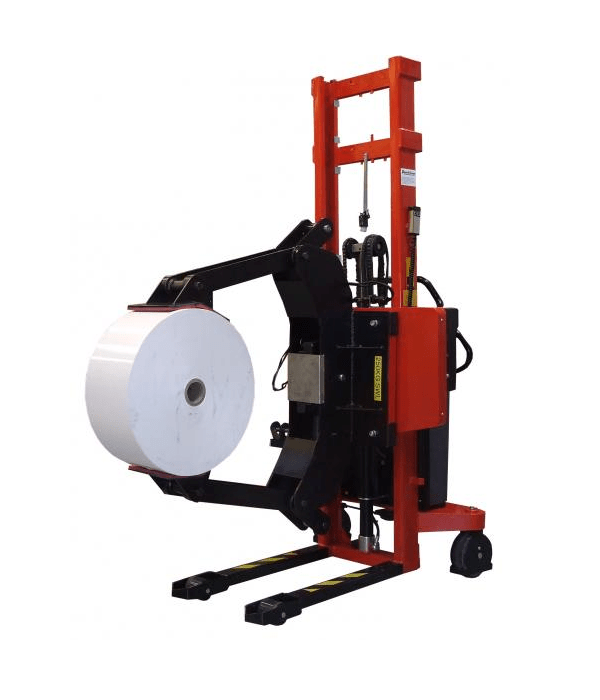 Roll Handling Equipment Drum Lifting Packline