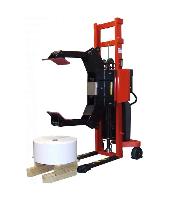 Heavy Paper Roll Handling Equipment: Roll Handling Equipment