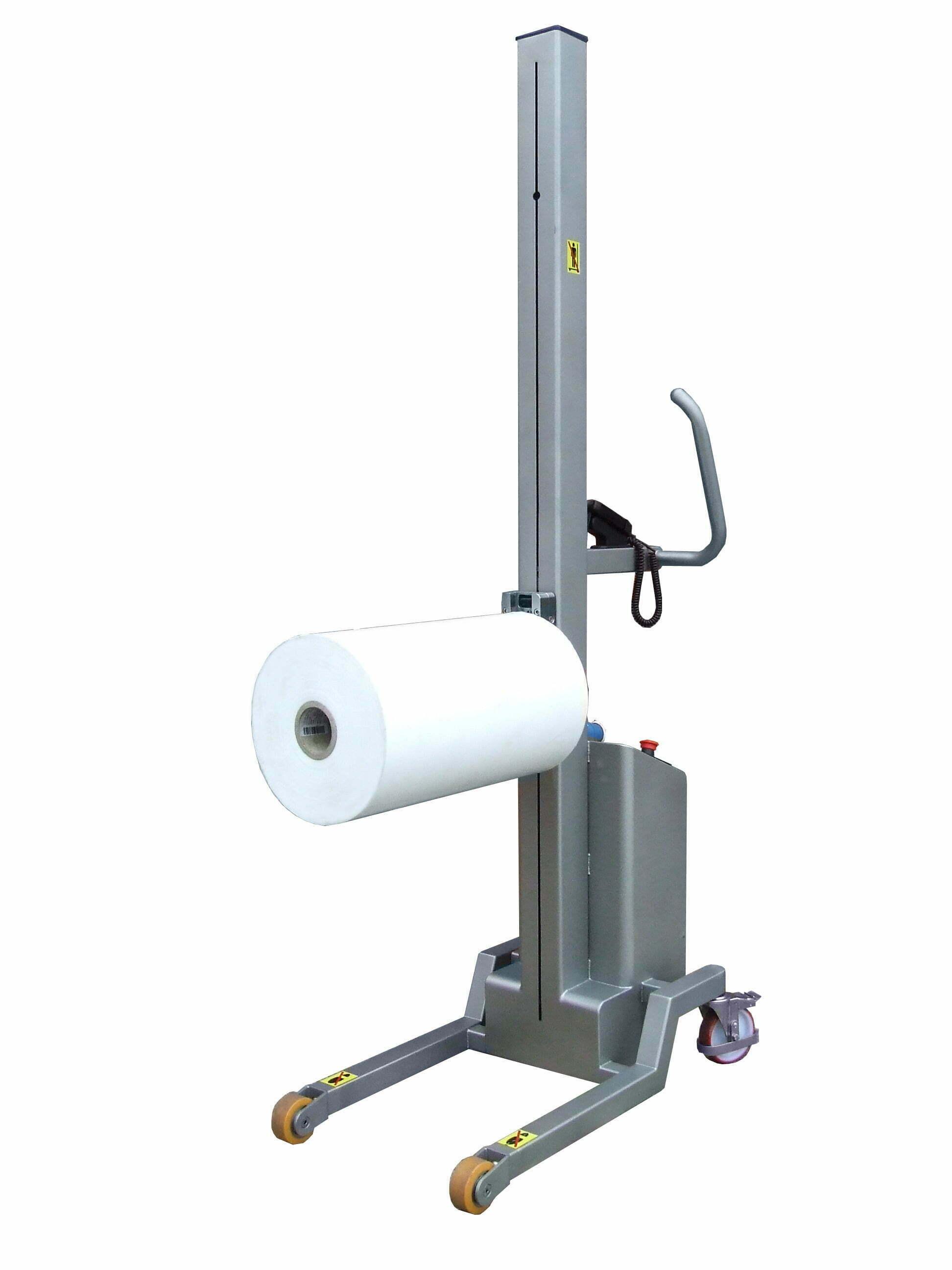 Reel Handling Roll Handling Packline Materials Handling