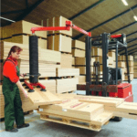 Warehouse Order Picking & Lifting