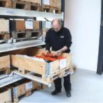 Warehouse Order Picking