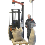 Vacuum Sack Lifting and Splitting