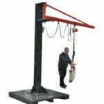 Swing Jib Crane Vacuum Lifter