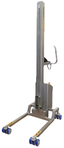 The Triple Wheel Option Kit for Roll Handling Equipment
