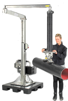 Swing Arm Vacuum Lifter
