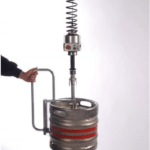 Vacuum Keg Lifting