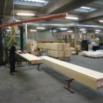 Vacuum Lifting - LAMINATED WOOD